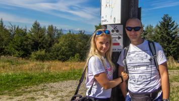 Krynica Zdrój - Jaworzyna Krynicka i pontony