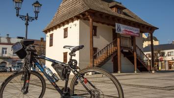 Jurajskie Szlaki Jesienne - pętla rowerowa Pilica - Smoleń - Ryczów