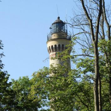 Świnoujście część 1 – latarnia morska i Fort Gerharda