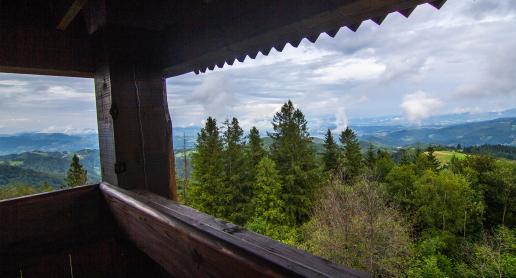 Magicznie na wieży na Koziarzu! - zdjęcie