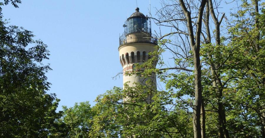 Świnoujście część 1 – latarnia morska i Fort Gerharda - zdjęcie