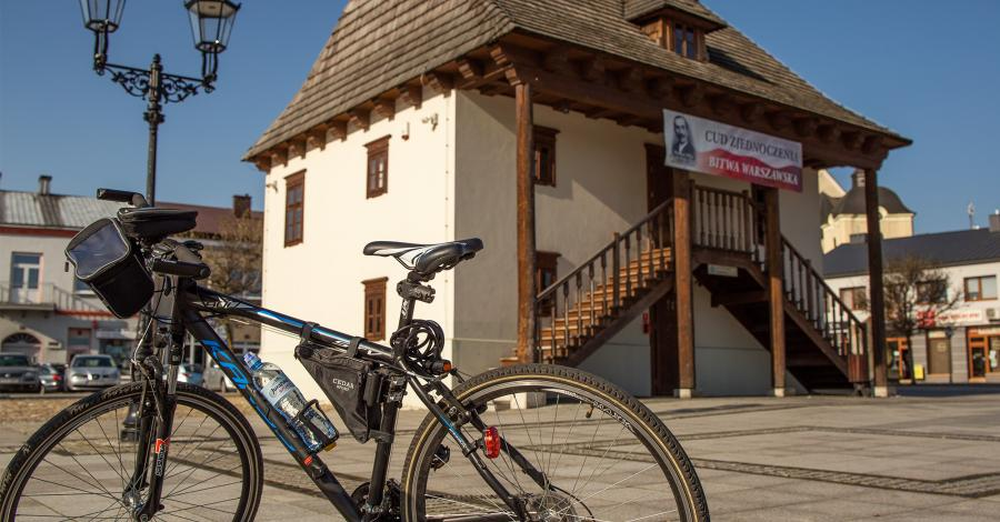 Jurajskie Szlaki Jesienne - pętla rowerowa Pilica - Smoleń - Ryczów - zdjęcie