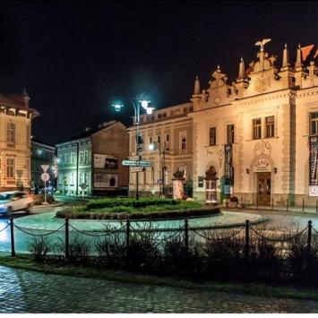 Rzeszów - stolica województwa podkarpackiego - zdjęcie