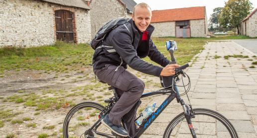Rowerem przez atrakcyjne Żarki :) - zdjęcie