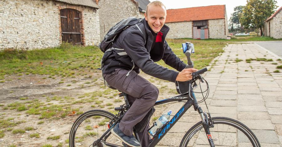 Jurajskie Szlaki Jesienne - atrakcyjne rowerowe Żarki - zdjęcie