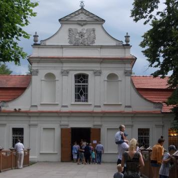 Zwierzyniec - Krasnobród - Oseredek - Szumy nad Tanwią - zdjęcie