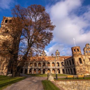 Dwie wieże - atrakcje Ziemi Raciborskiej - zdjęcie