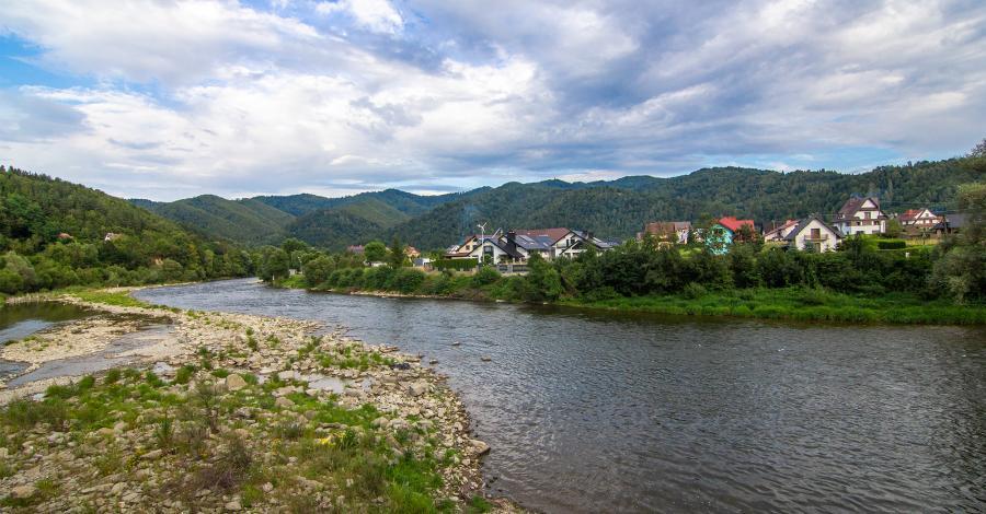 Spacer w Tylmanowej nad Dunajcem - zdjęcie