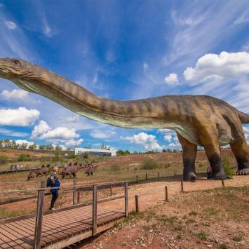 Krasiejów na weekend - JuraPark i Park Ewolucji - zdjęcie
