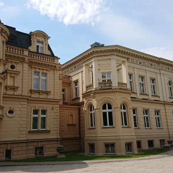 Pałac w Ostromecku - zdjęcie