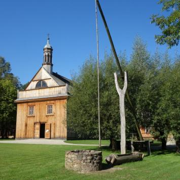 Skansen - Muzeum Rolnictwa w Ciechanowcu - zdjęcie
