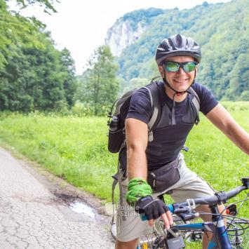 Pieszo i rowerem przez Dolinki Krakowskie - zdjęcie