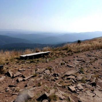 Pójdę w Połoniny... czyli na szlaku z bieszczadzkimi aniołami - Dzień V - VI (Połonina Caryńska, Wetlina) - zdjęcie