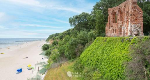 Trzęsacz - gdzie morze zabrało kościół! - zdjęcie