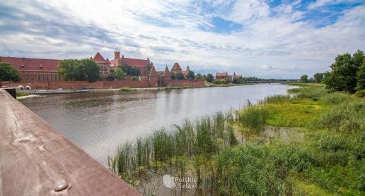 Malbork - największy zamek z błota na świecie - zdjęcie