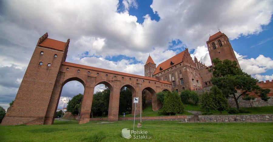 Szlak Zamków Gotyckich - najpiękniejsze zamki Pomorza, Warmii i Mazur - zdjęcie