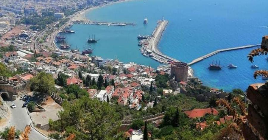 Turcja-wczasy w Alanya oraz tajemnicze góry Taurus - zdjęcie