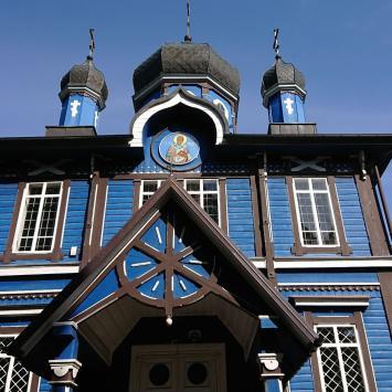 Podlaskie cerkwie i ... komary - zdjęcie