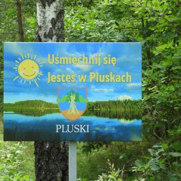 Dawno temu w Pluskach nad jeziorem Plusznym… - zdjęcie