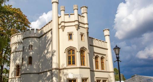 Pałac w Bytomiu Miechowicach i Matka Ewa - zdjęcie